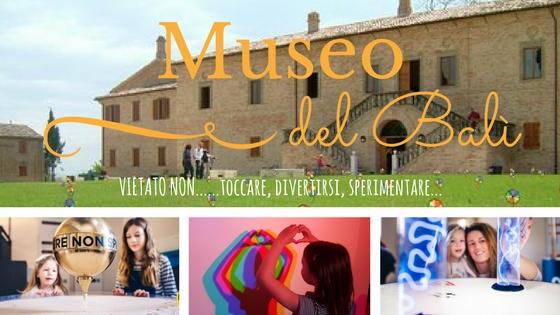 Al museo del Balì e' vietato NON toccare! | #destinazionefano