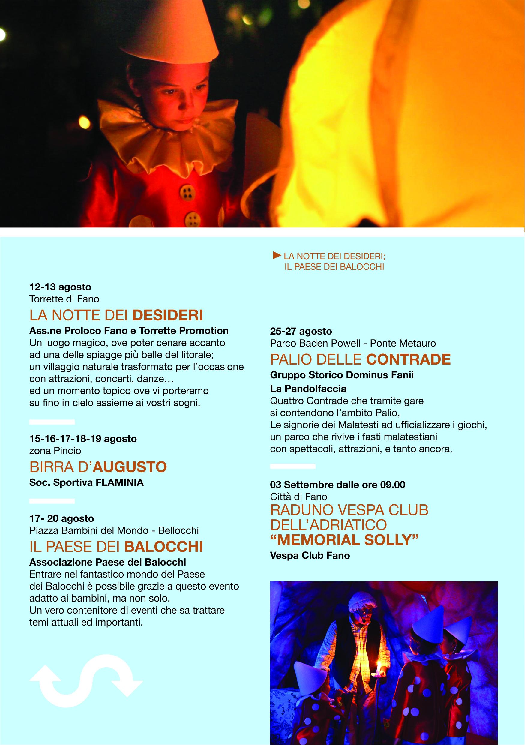 Eventi a Fano Proloco Eventi Culturali 2