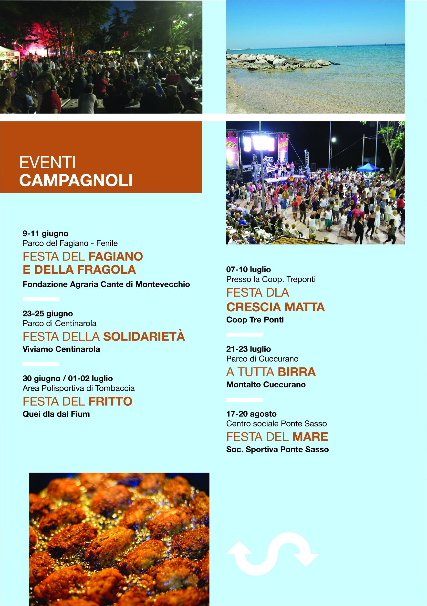 Eventi a Fano Proloco Eventi Campagnoli