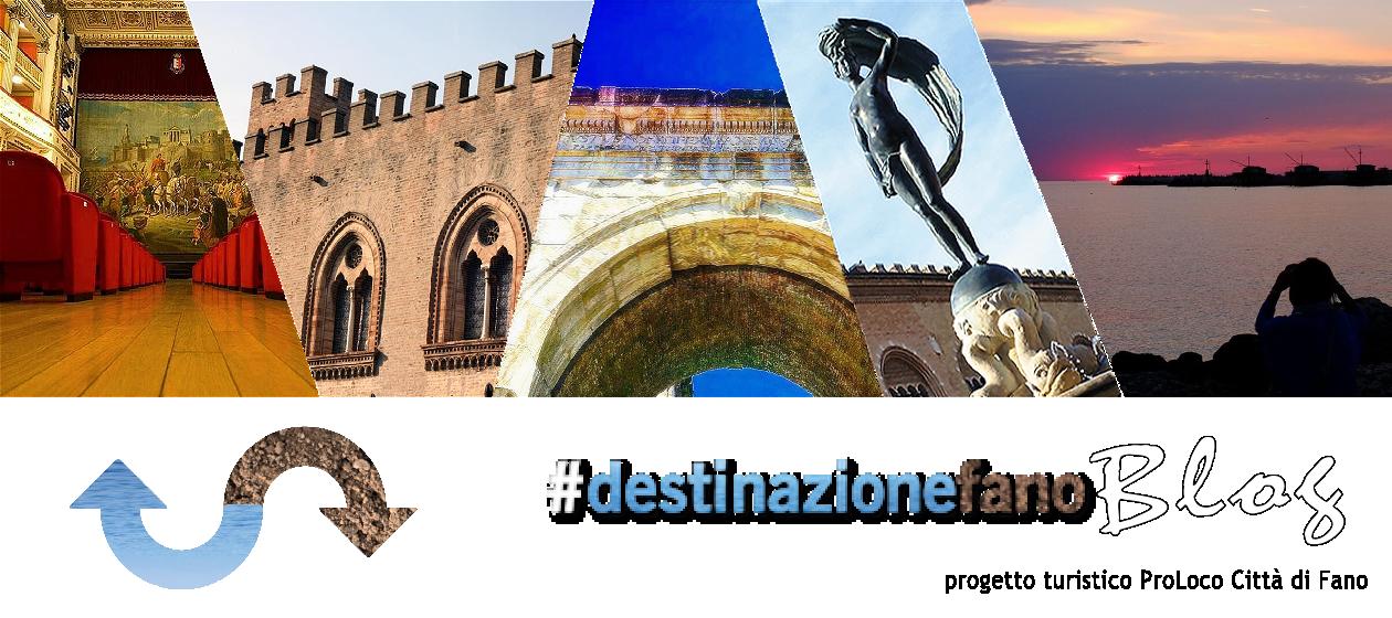 #destinazionefano Logo