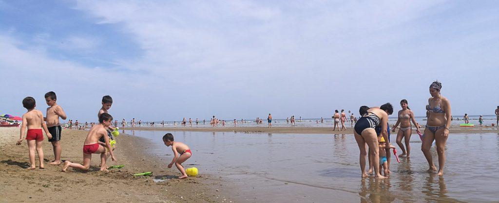 Mare a Fano Spiaggia