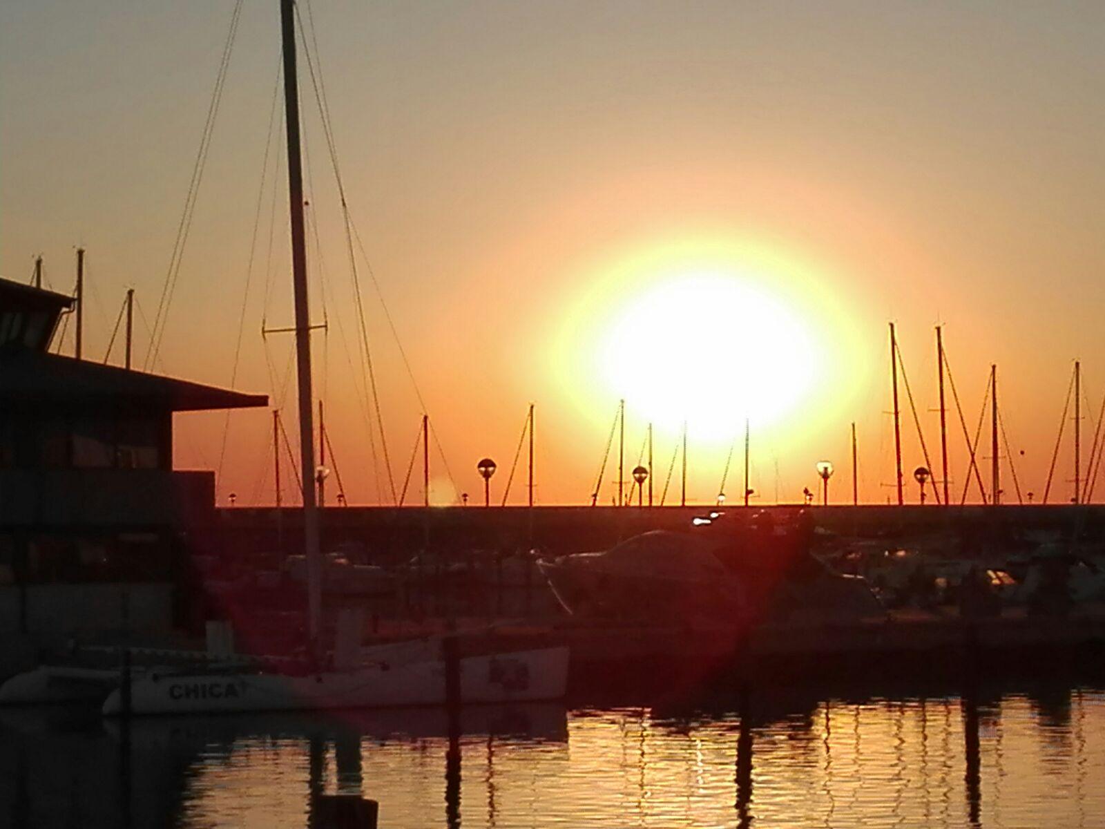Pesca a Fano l'alba