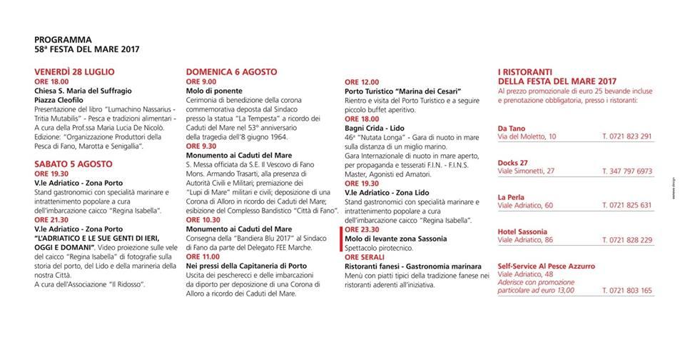 cfd56a56a1d9 Festa del Mare a Fano  una forte tradizione