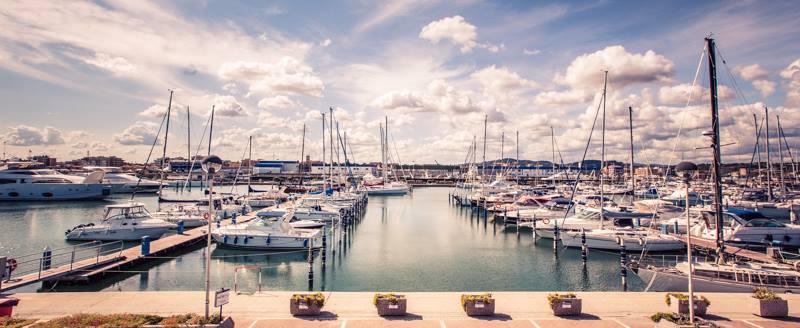 Festa del Mare a Fano porto turistico