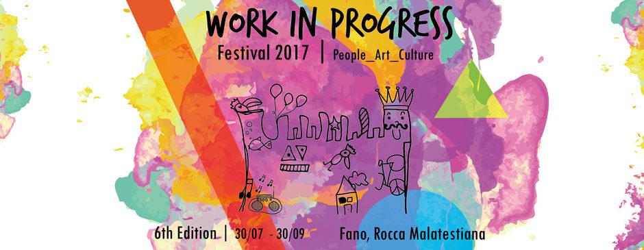 Rocca Malatestiana di Fano work in progress festival