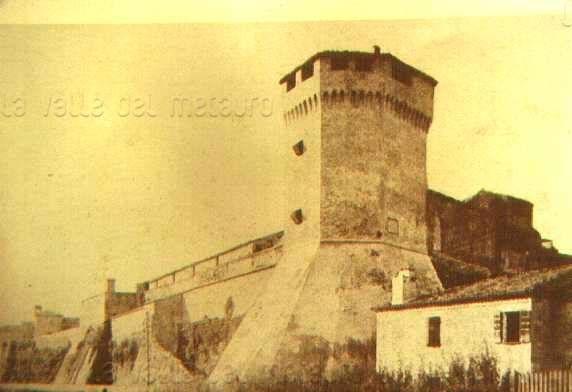 Rocca Malatestiana di Fano il Mastio