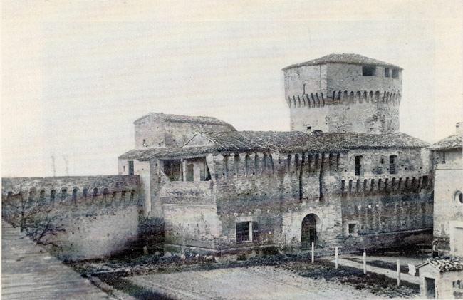Rocca Malatestiana di Fano La Rocchetta